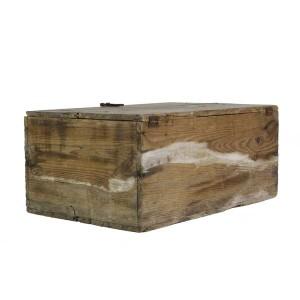 houten kistje