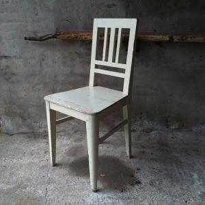 Brocante stoel