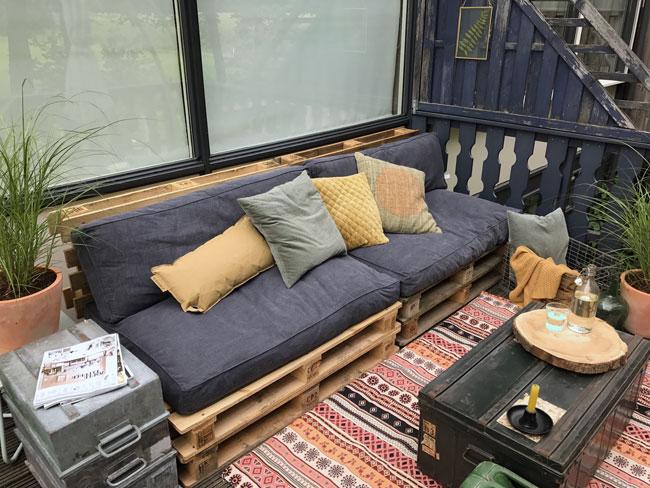 inspiratie balkon terras